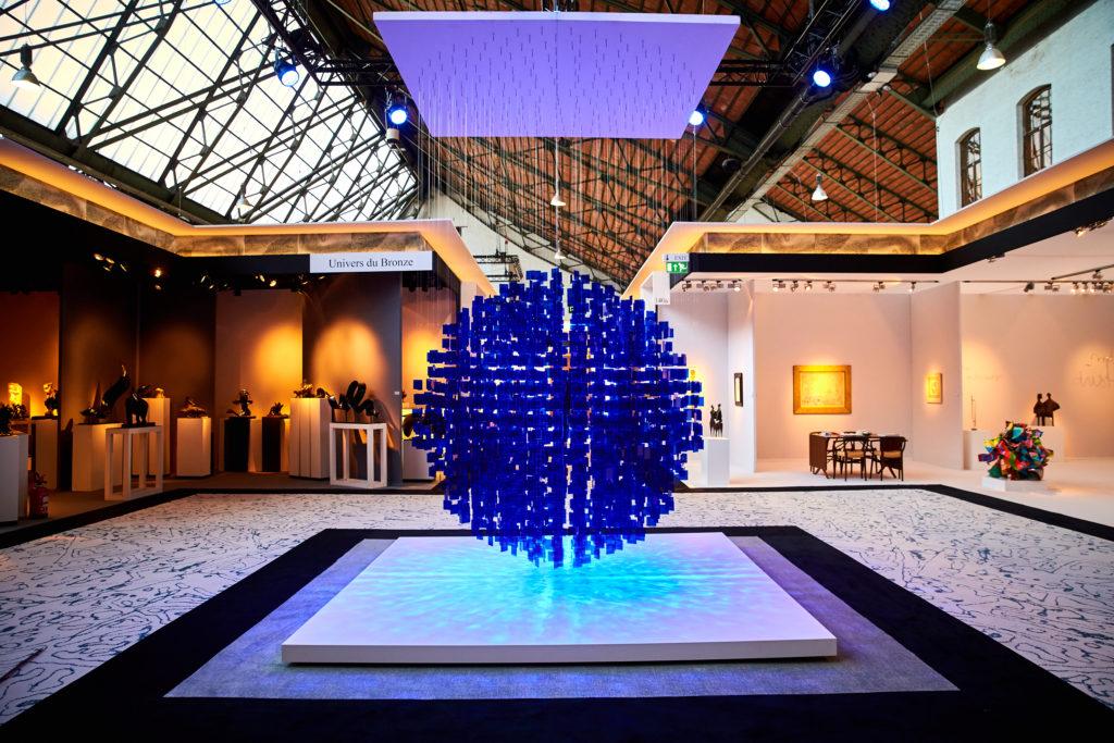 De opmars van de Brussels Art Fair
