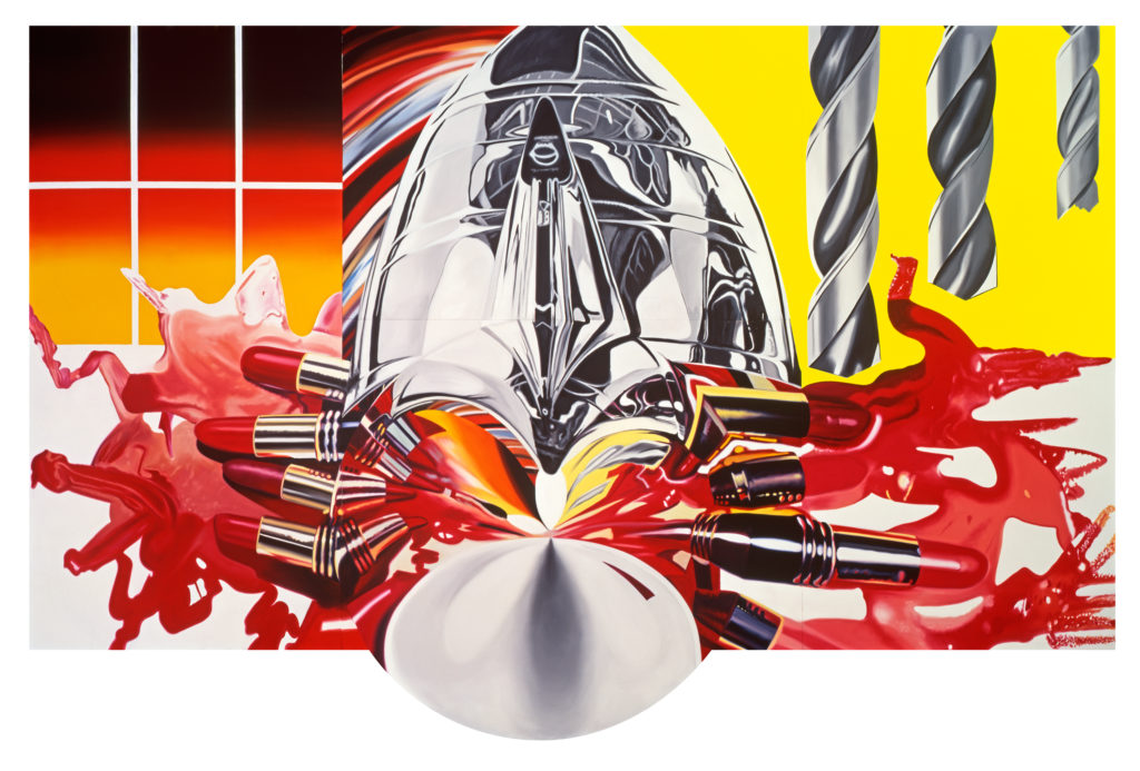 James Rosenquist: Painting as Immersion